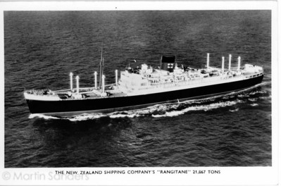 A change of career at 21 just to look around the world. Little did I know it would, in some form, become my life until retirement. My first trip to sea was as a Writer on the RMS Rangitane from Royal Albert Dock in December 1961.
